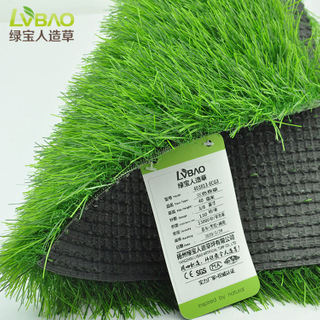 3-Tone Landscape Fake Grass Turf South Africa Synthetic Artificial Grass for Hotel Garden