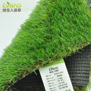 Quick Shipment Artificial Grass For Backyard Flooring