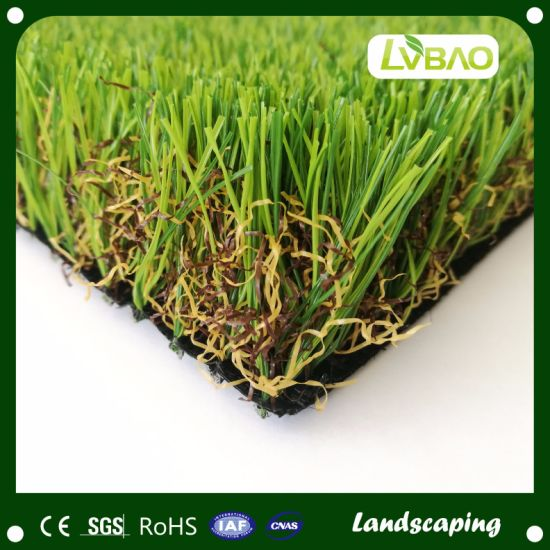 Backyard Garden Decoration Natural Landscaping Artificial Grass