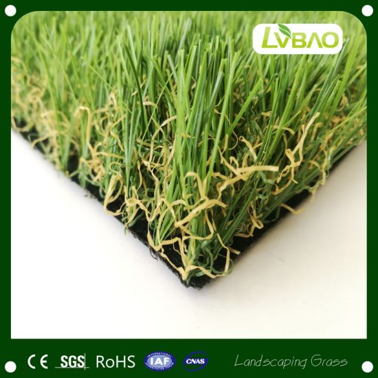 Landscaping Lawn Durable Decoration Garden Grass Synthetic Natural-Looking Artificial Turf