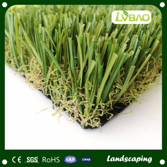 4-8 years Potted Landscaping Turf High Density Artificial Grass
