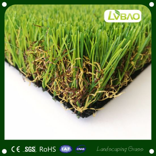 Outdoor Synthetic Turf Durable UV-Resistance Commercial Strong Yarn School Comfortable Fake Artificial Turf
