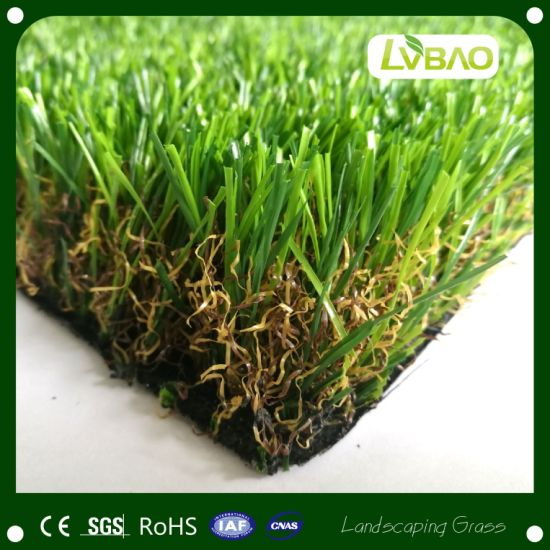 Landscaping Natural-Looking Lawn Durable Decoration Garden Grass Synthetic Artificial Turf