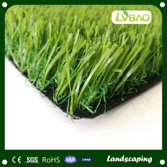 Safe Soft Landscaping Turf Synthetic Artificial Grass for Lawn