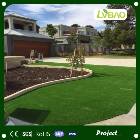 Evergreen Lawn Multipurpose Natural-Looking Anti-Fire Fake Fire Classification E Grade Waterproof Artificial Turf