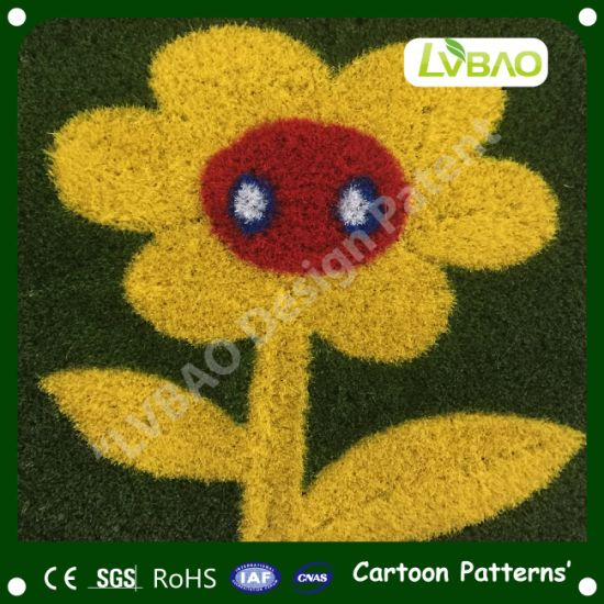 Multipurpose Mat Grass Small Mat Yard Yard Pet Cartoon Artificial Turf