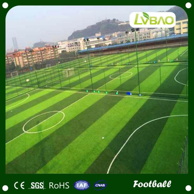 Ce Certificate Fake Synthetic/Artificial Grass for Football and Garden